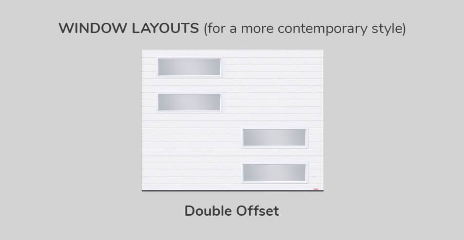 Window layouts, Double Offset