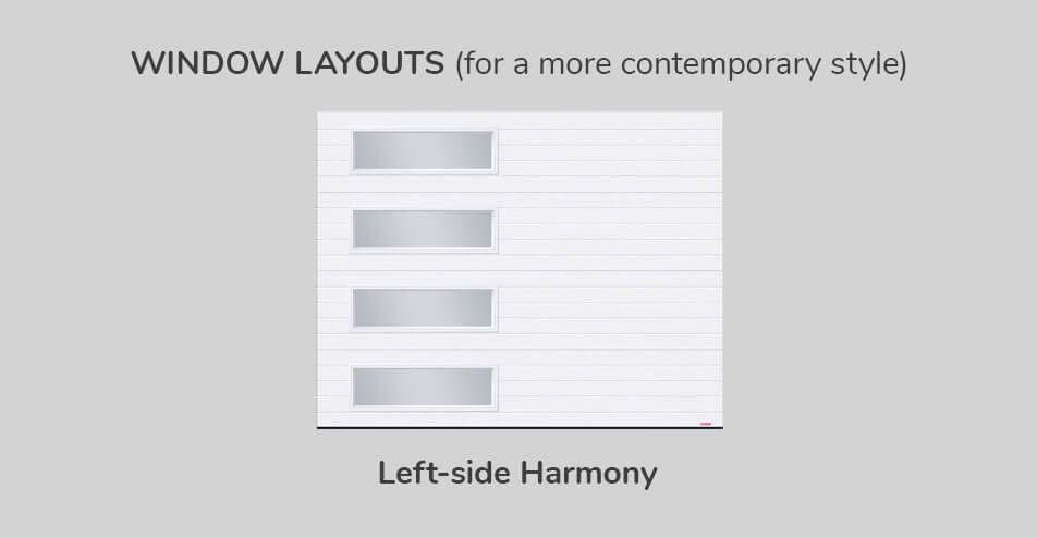 Window layouts, Left-side Harmony